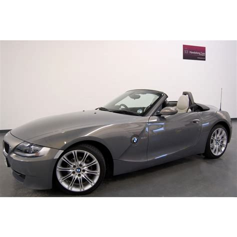 bmw z4 2 0i sport 2 doors manual roadster petrol 2008