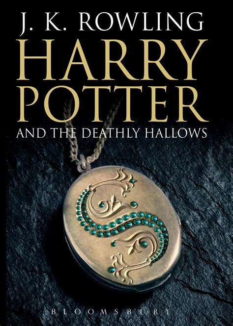 review harry potter and the deathly hallows jk rowling