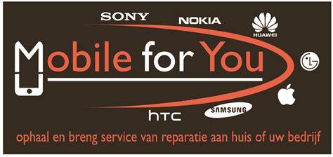 you gratis mobile nieuw bij mobile for you gratis haal en brengservice