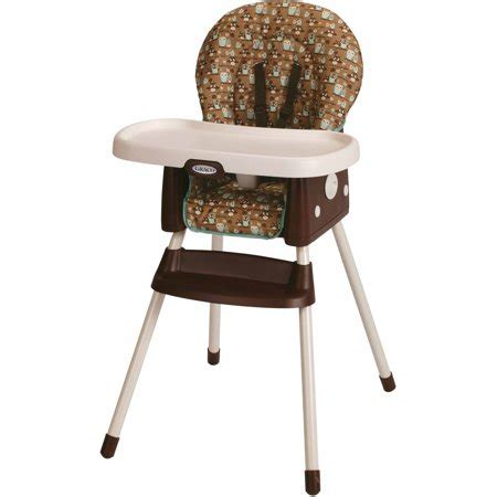 high chair position sale graco simpleswitch high chair hoot children