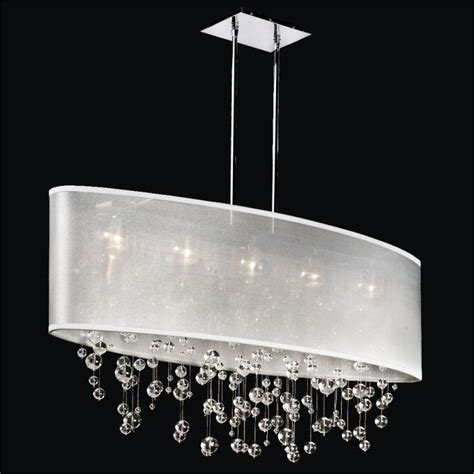 Glass L Shades For Chandeliers Glass Chandelier Oval Shade Chandelier Lifestyles Glow 174
