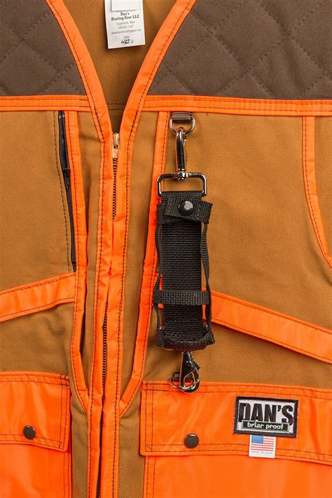 hunting vest  small game hunters shooter pads game bag