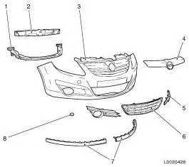 Vauxhall Corsa Parts List Vauxhall Workshop Manuals Gt Corsa D Gt A Maintenance