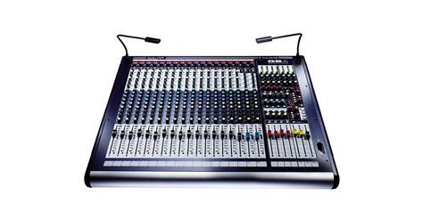 Mixer Soundcraft Efx 16 New Original gb4 soundcraft professional audio mixers
