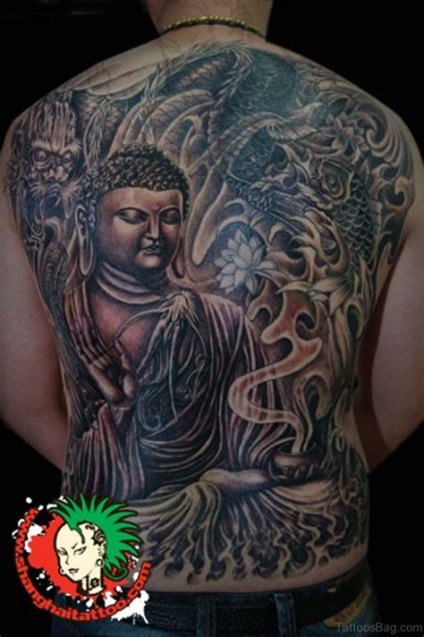 lord buddha tattoo designs 40 exclusive buddhist tattoos for back