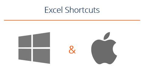 paste shortcut mac excel shortcuts list of keyboard shortcut for pc mac