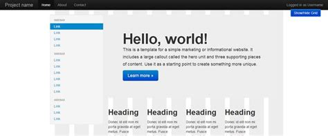 bootstrap layout plugin 50 free plugins components for extending bootstrap