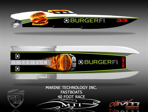 fast boat races key west fastboats and burgerfi join forces for keywest race