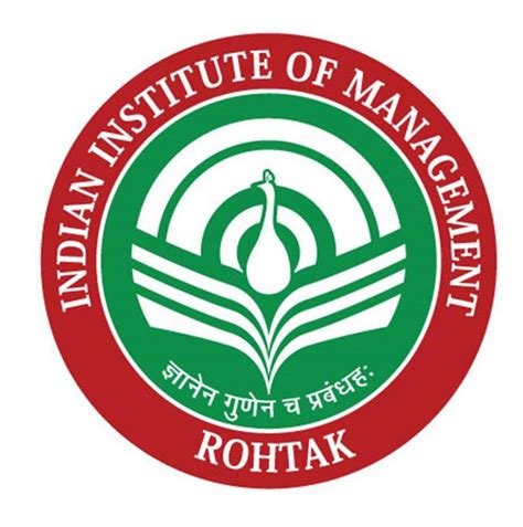Iim Bba Mba by Iim Rohtak Pgp 2014 16 Admission Result Declared