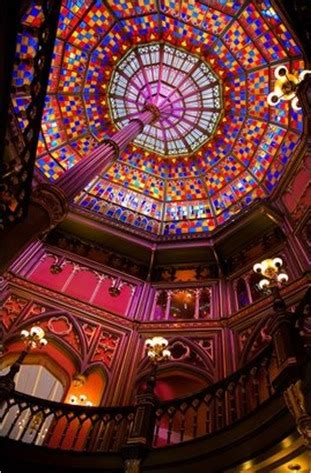 """digital protalk: """"stained glass glory"""""""