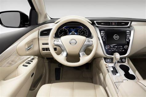 nissan murano interior 2017 black 2018 nissan murano new interior car 2018 2019