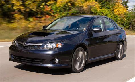 2009 Subaru Impreza Sedan by Car And Driver