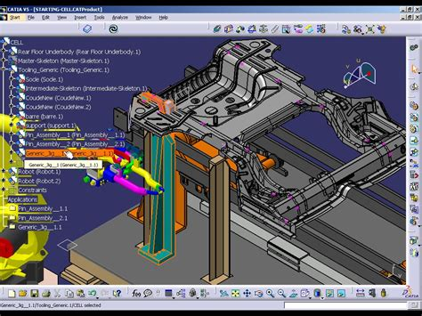 Home Design Cad Free by Dms Digital Manufacturing Solutions Catia V5 Jig And