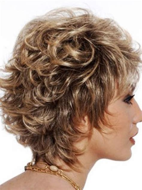 front andback ofbshort hairdos for women over 60 short layered haircuts for women front and back view back