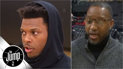 rachel nichols interview kyle lowry tracy mcgrady on kyle lowry s comments he s just being