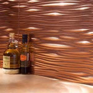 copper sheet metal backsplash kitchen dining metal frenzy in kitchen copper
