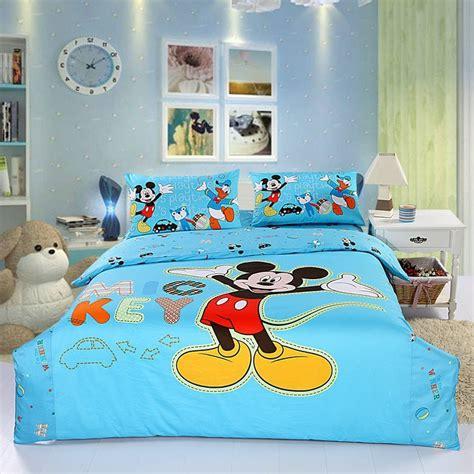 mickey schlafzimmer kaufen gro 223 handel mickey mouse bettw 228 sche sets aus