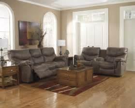 Home Furniture Living Room Sets Buy Furniture Alzena Gunsmoke Powered Reclining Living Room Set Bringithomefurniture