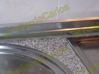 montar encimera eltallerdecarlos c 243 mo montar encimera silicona en cocina