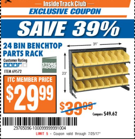 bench coupons bench coupons harbor freight tools coupon database free
