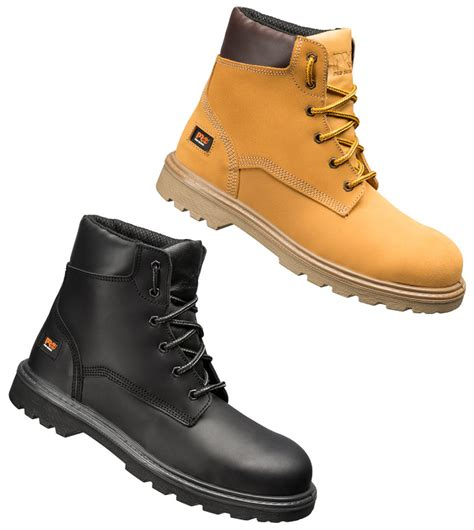 Timberland Pro Leather timberland pro s3 composite leather safety steel toe
