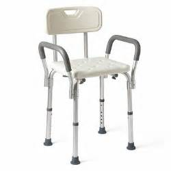 Bath Bench With Arms Medline Bath Bench With Back And Padded Arms White Sam
