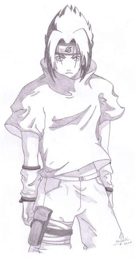 imagenes de naruto emo para dibujar naruto