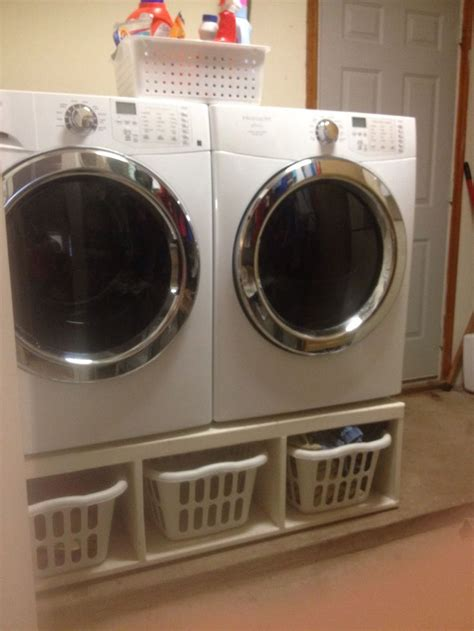 pedestal washer the 25 best washer and dryer pedestal ideas on pinterest