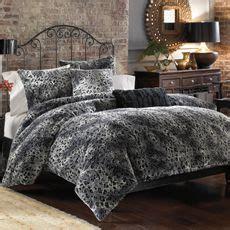 room at s on snow leopard bedding sets
