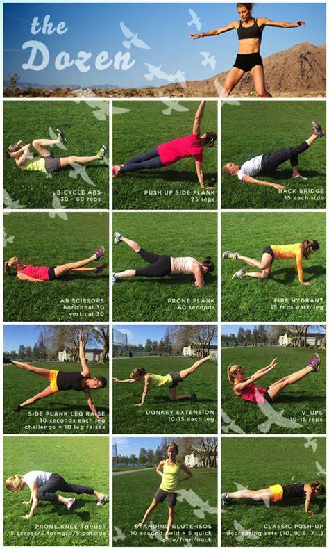 routine for runners the dozen oiselle running apparel for