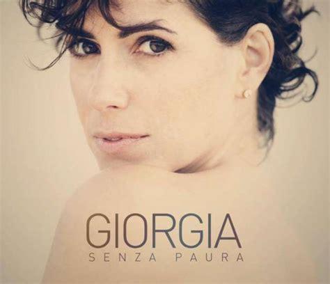giorgia e poi testo giorgia non mi ami ufficiale della nuova canzone