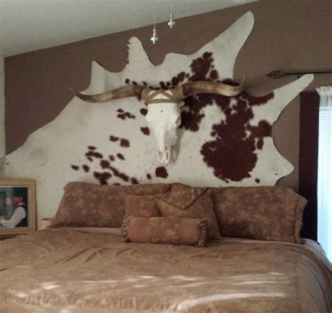 Cowhide Headboards by 6 Diy Western Headboard Alternatives