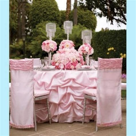 Pale Pink Wedding Decor by Centerpieces Pink Wedding Centerpieces 797438 Weddbook