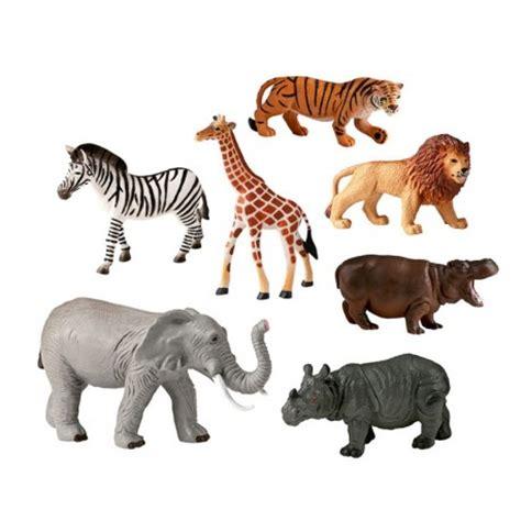 figuras geometricas de animales miniland educational figuras animales animales selva 27420