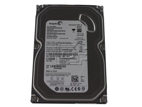 Harddisk Seagate Barracuda 80gb seagate st380815as sata disk drives