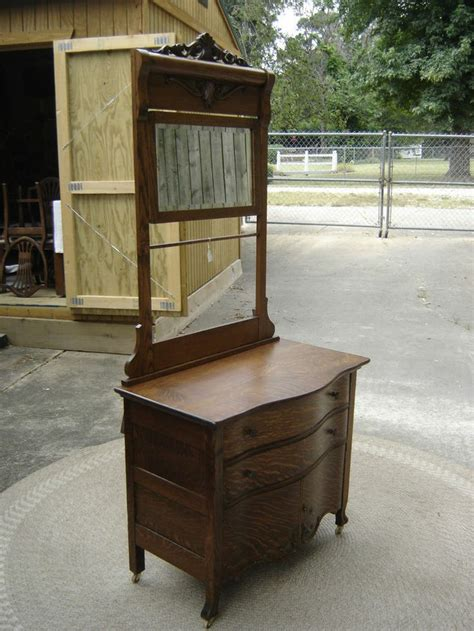 antique dresser with mirror and towel bar pin by sherrie griggs on antique furniture