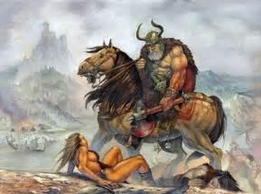 beowulf: savage seduction and tantalising testosterone