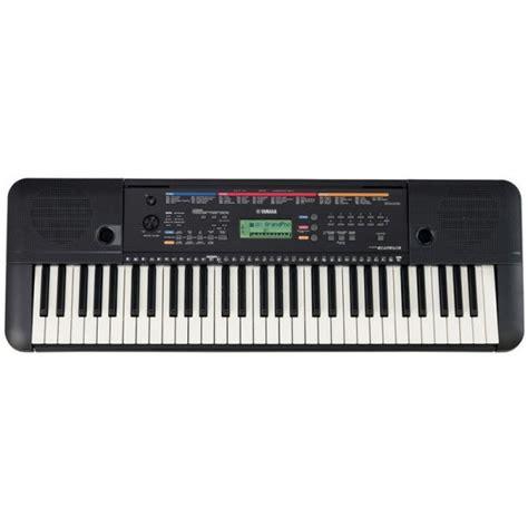 Keyboard Yamaha Terlengkap jual yamaha psr e263 keyboard primanada