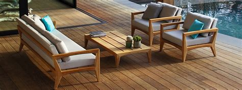 Royal Botania Zenhit Teak Garden Sofa Modern Teak Furniture Modern Teak Outdoor Furniture