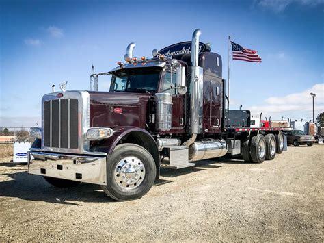 used peterbilt trucks used 2011 peterbilt 388 flatbed truck for sale in ms 6761