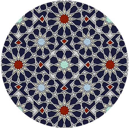 الزخرفه الهندسية في الفن الاسلامي