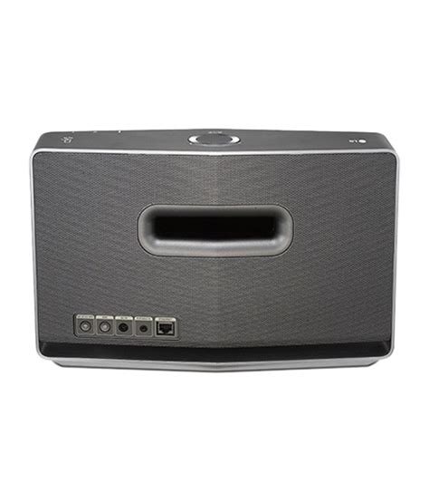Speaker Bluetooth Lg buy lg np8740 wireless bluetooth speaker black at