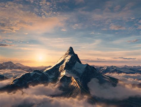 mountain takes the evolution of the lonely mountain in jackson s the hobbit trilogy of