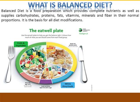 what is a balanced diet and why it is important