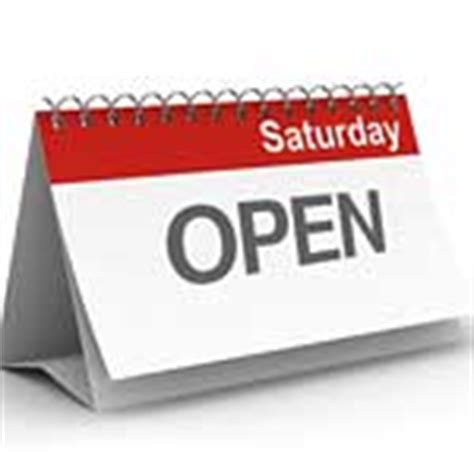 Forum Credit Union Saturday Hours Saturdays Sunday Branch Hours Becoming The Norm