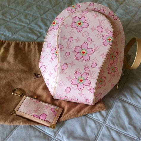 lv cherry blossom iphone cherry blossoms louis vuitton cherry blossom backpack 10 1 2 x 11 1 2 from