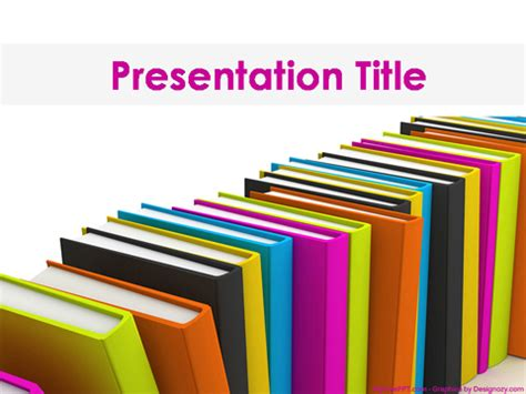 ppt templates free download books free library powerpoint templates myfreeppt com