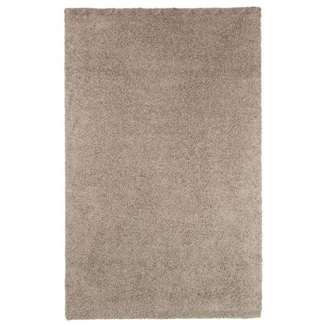 5 X 7 Indoor Outdoor Rug Lavish Home Shag Taupe 5 Ft X 7 Ft 7 In Indoor Outdoor Area Rug 62 1 T 577 The Home Depot