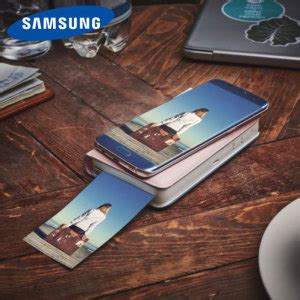 official samsung image stamp portable smartphone printer