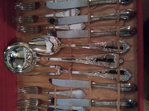 rostfrei cutlery set of 53 pieces catawiki